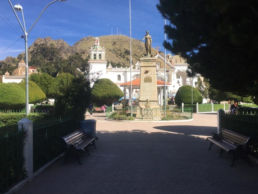 Plaza 2 de Febrero