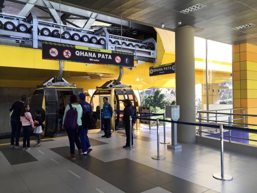 Estação Libertador/Chuqui Apu