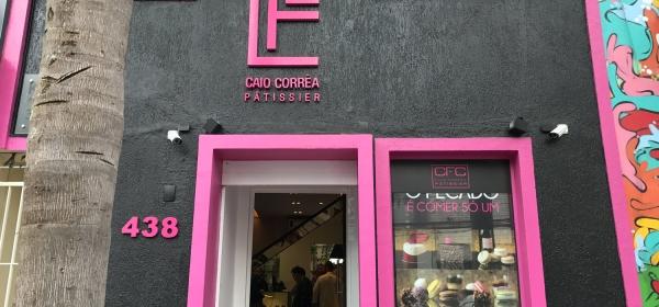 Boutique CFC - Caio Corrêa Pâtissier