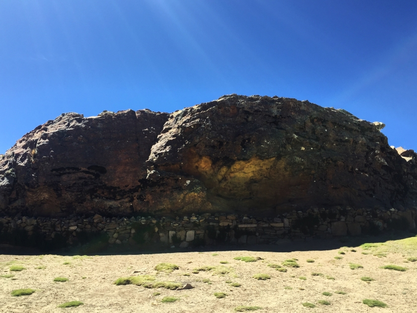 Roca Sagrada - Titikala