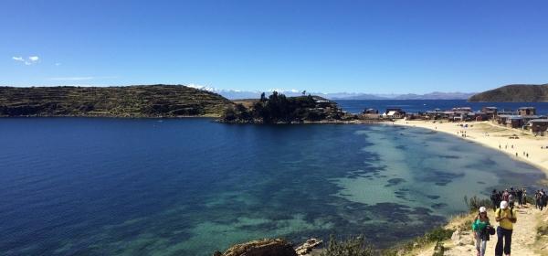 Challapampa, no norte da Isla del Sol