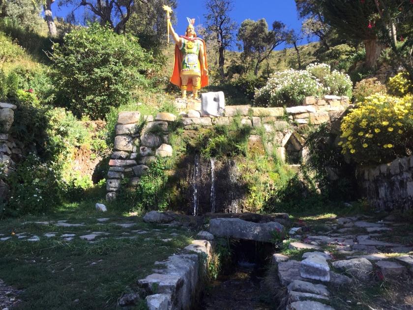 Fuente del Inca
