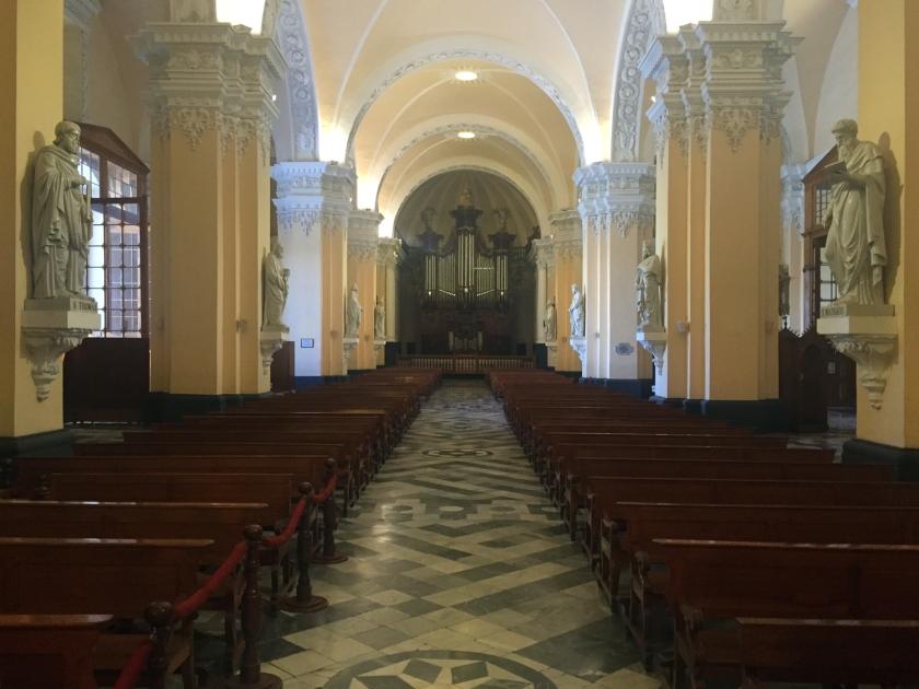 Órgão da Catedral Basílica de Santa María