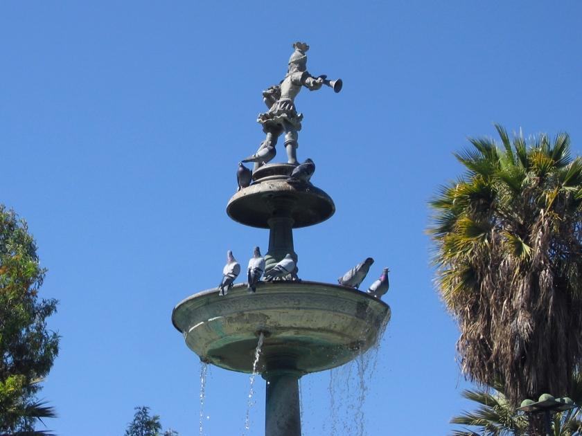 Escultura do Tuturutu