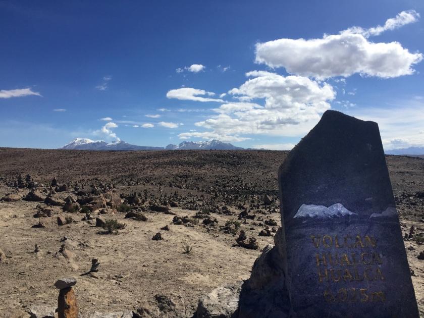 Mirador de los Volcanes