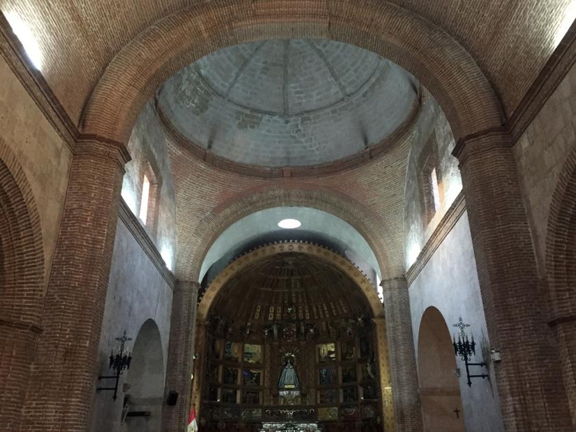 Altar de Iglesia de San Francisco