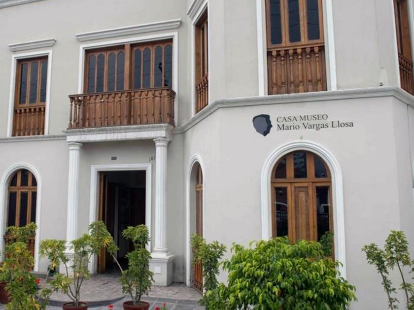 Casa Museo Mario Vargas Llosa