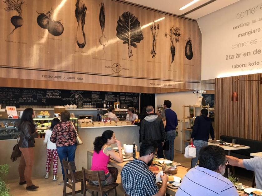 Cafeteria Fazenda Culinária