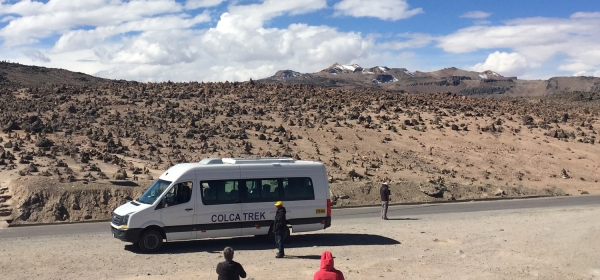 Colca Trek Adventure Travel