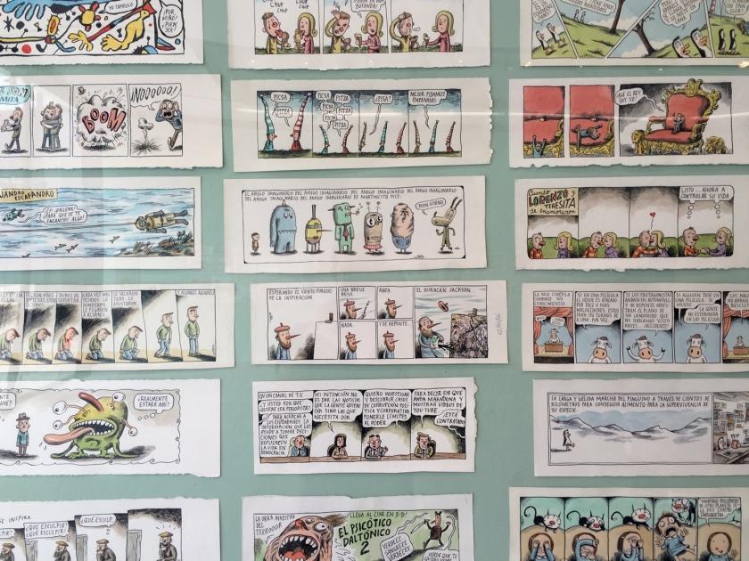 Exposição do Liniers