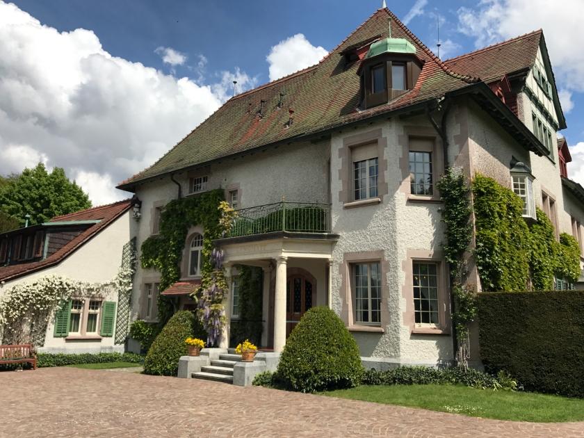 Casa construída no início do século XX