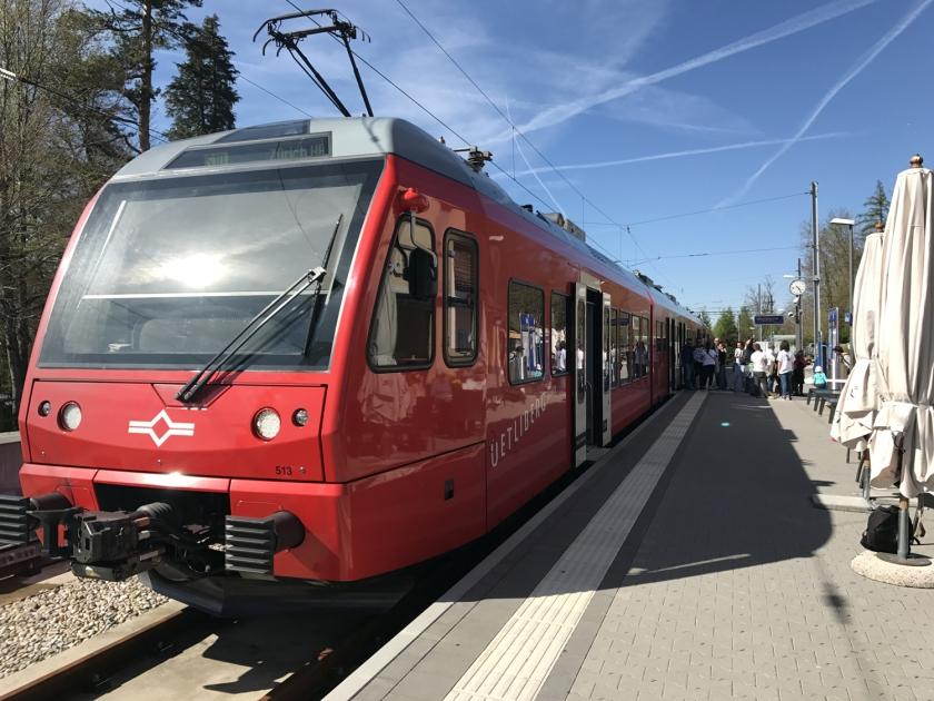 Estação Uetliberg