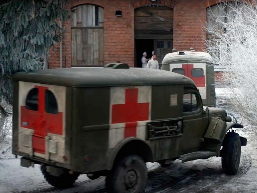 Hospital da Cruz Vermelha em Varsóvia