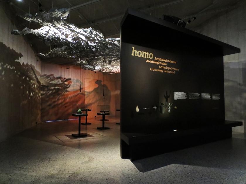 Arqueologia na Suíça
