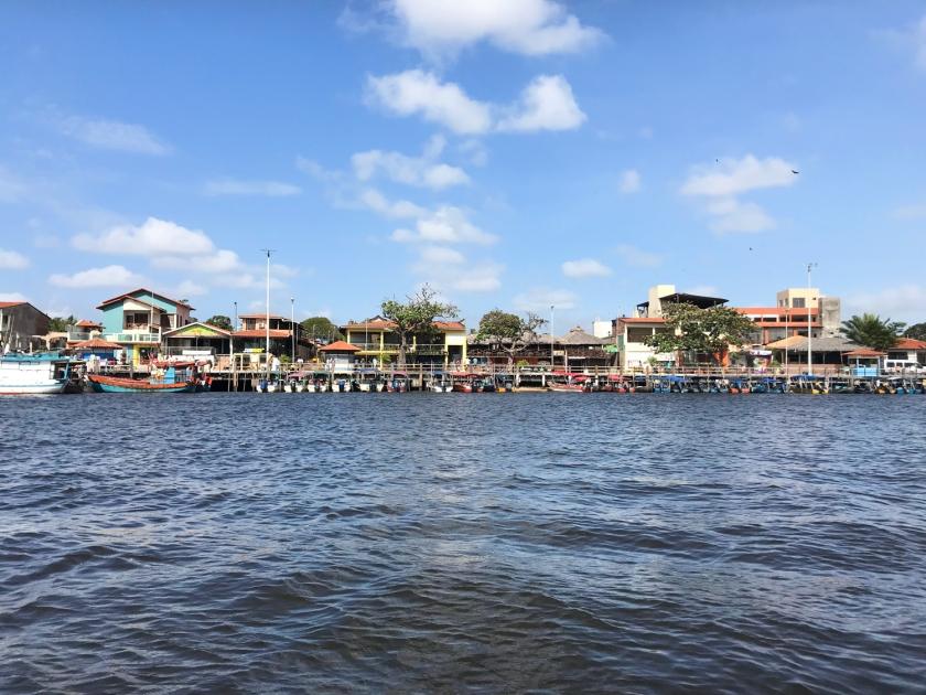 Barreirinhas vista do rio