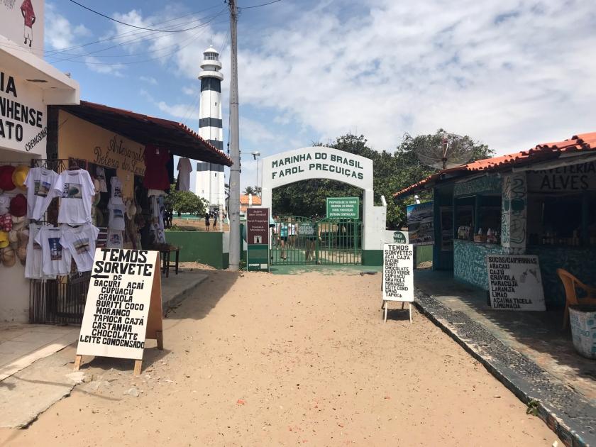 Lojas da Ilha da Mandacaru