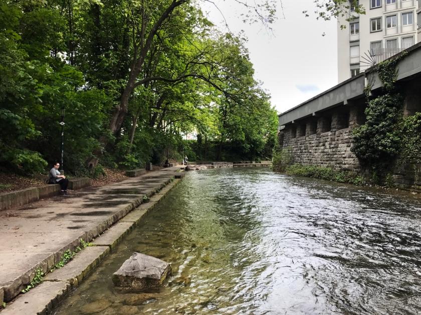 Schanzengrabenpromenade