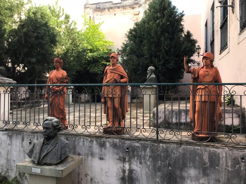 Jardim do Solar Gomes de Sousa