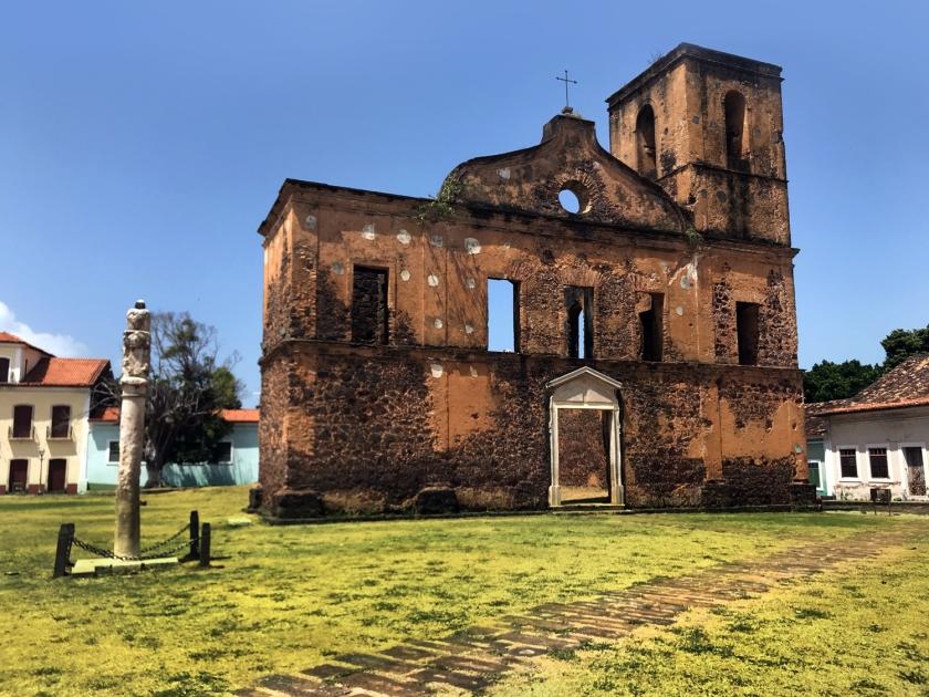 Igreja Matriz de São Matias e Pelourinho