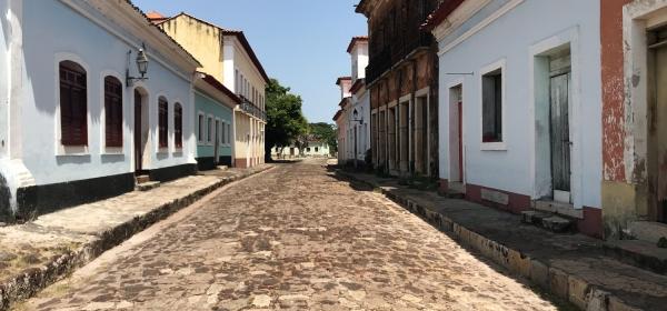 Centro histórico de Alcântara