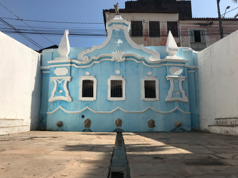 Fonte do Ribeirão