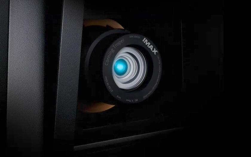 Câmera para filmes IMAX