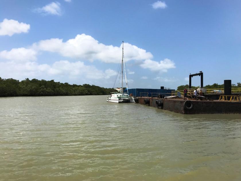 Transporte entre Alcântara e São Luís