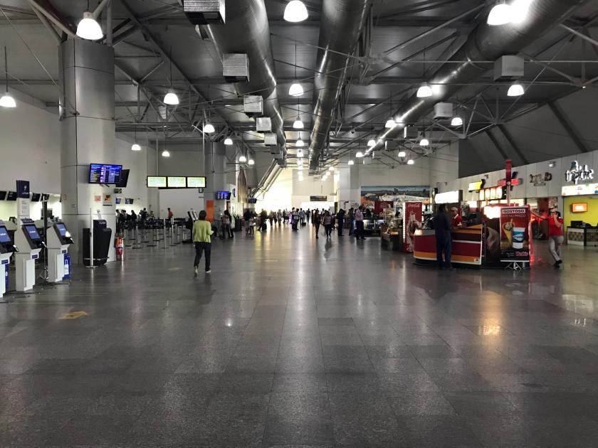 Aeroporto Internacional Marechal Cunha Machado