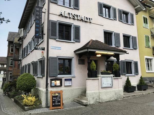 Restaurante Altstadt
