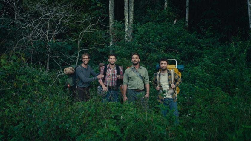 Marcus, Kevin, Karl e Yossi