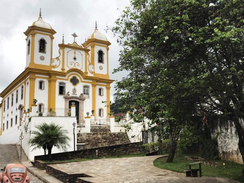 Igreja de Nossa Senhora da Conceição de Antônio Dias