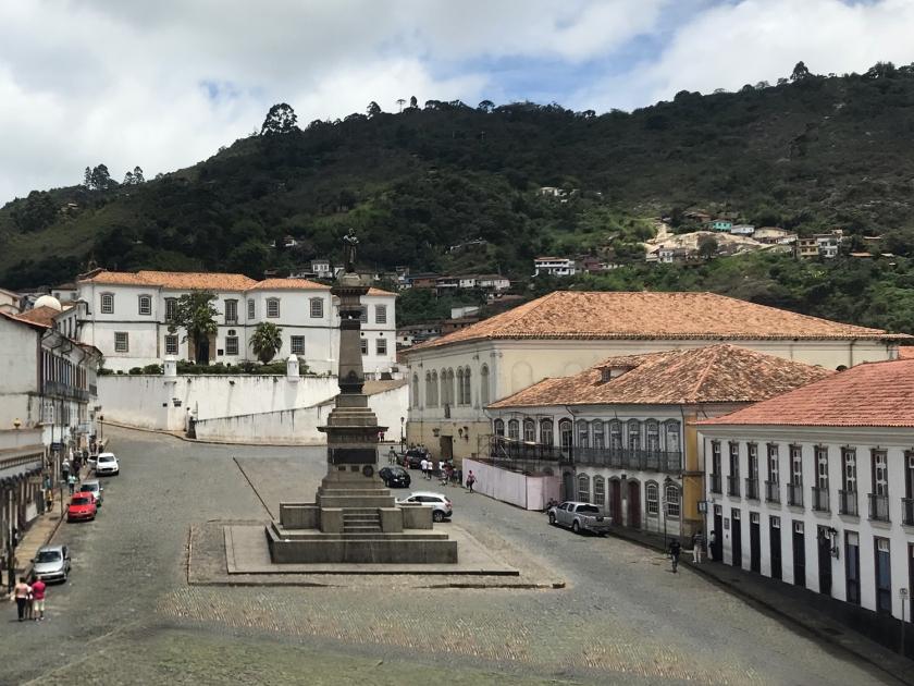 Praça Tiradentes e Palácio dos Governadores