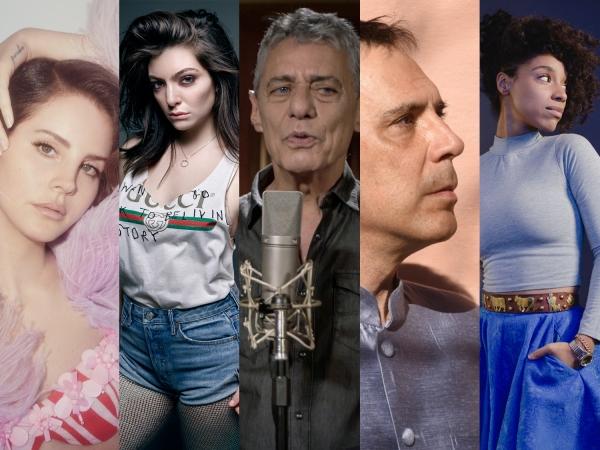 Retrospectiva dos artistas e músicas mais ouvidos em 2017