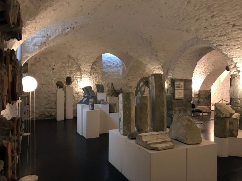 Exposição arquitetônica e cultural no Lapiradium