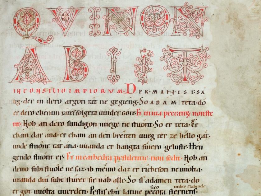 Manuscrito antigo
