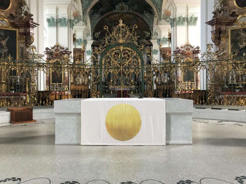 Altar-mor da catedral