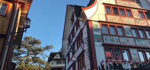 Vila de Appenzell