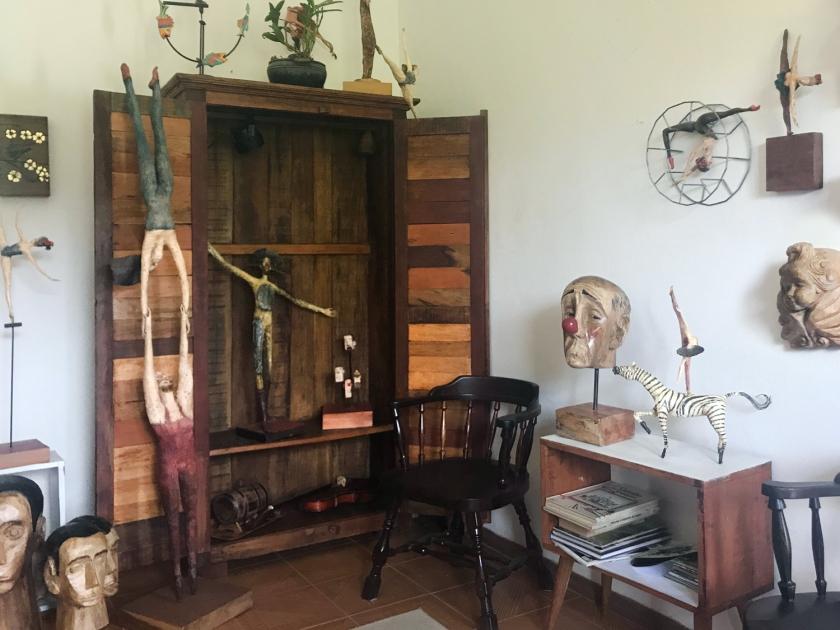 Atelier do Silas Vilela e do Fábio Francino