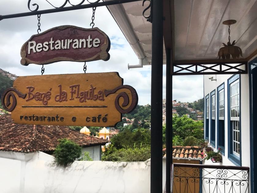 Restaurante Bené da Flauta