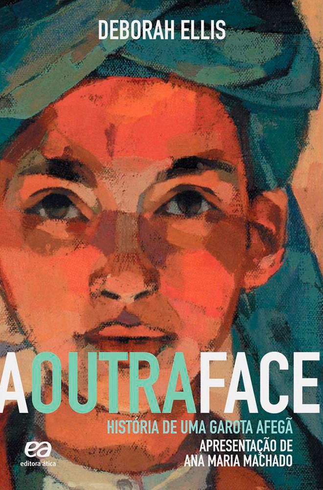 A outra face, livro sobre uma garota afegã