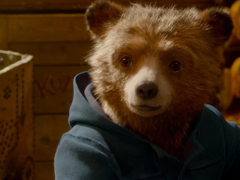 Paddington é um urso adorável