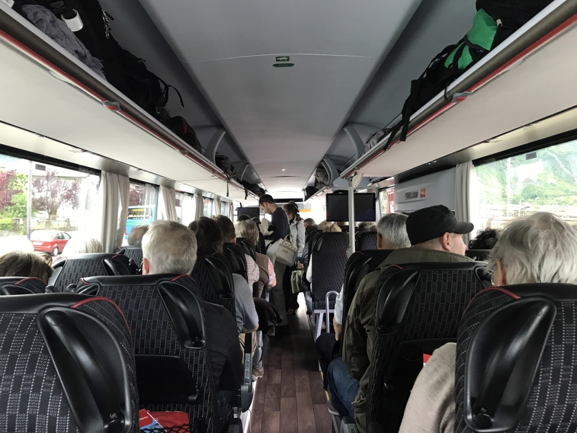 Ônibus panorâmico