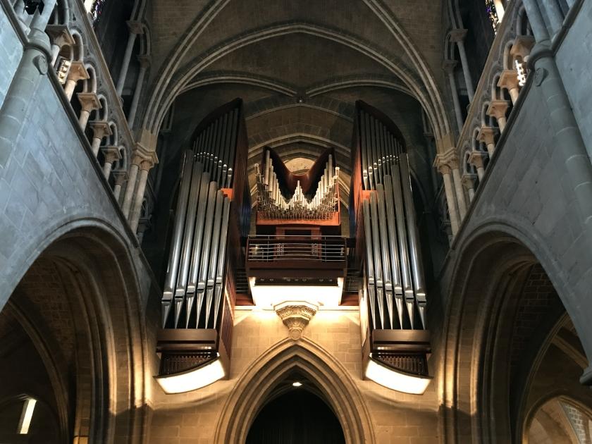 Órgão da catedral