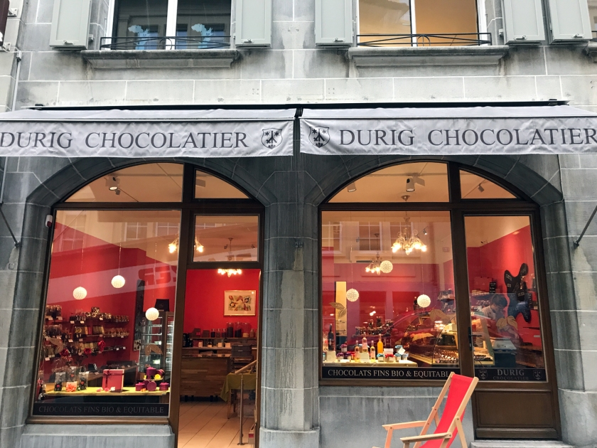 Durig Chocolatier