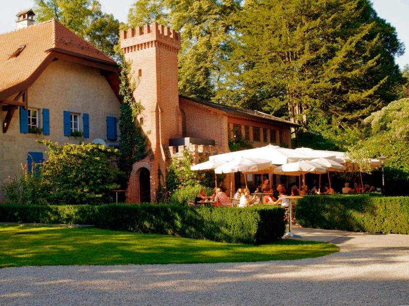Café e restaurante L'esquisse