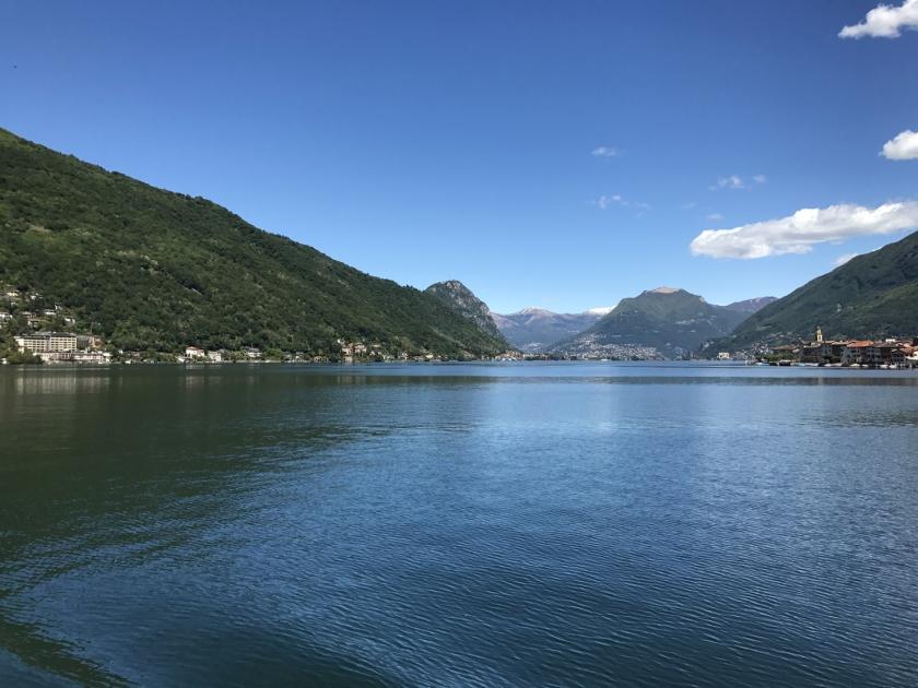 Vista do barco