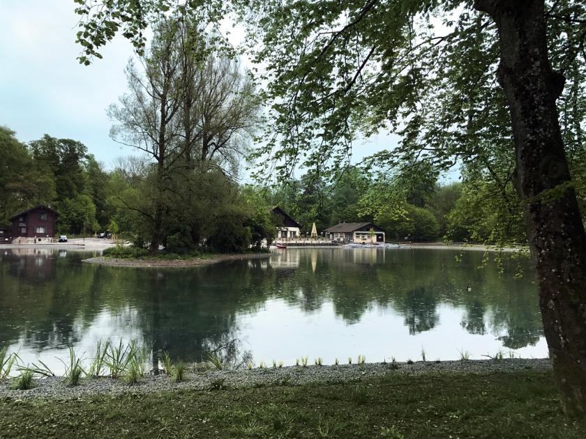 Lac de Sauvabelin