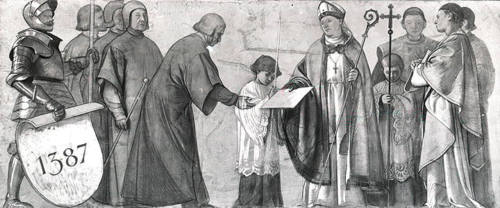 Comunas de São Pedro