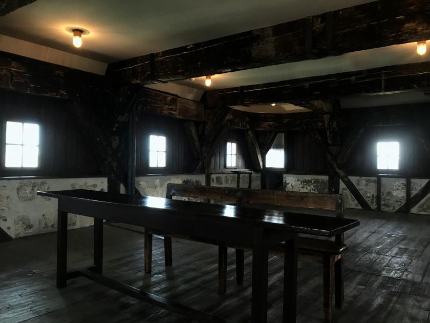 Salle du Guet na torre sul