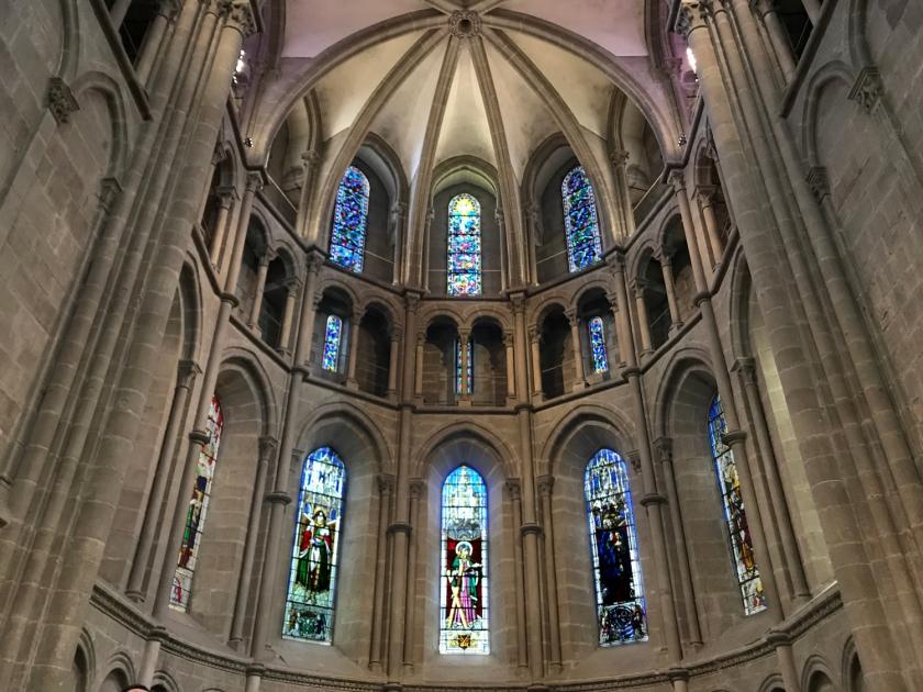 Vitrais da catedral